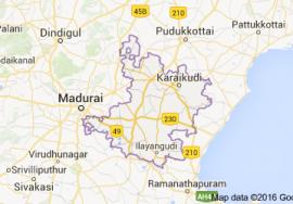Sivagangai District Tamil Nadu